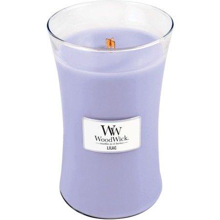 WoodWick Core Large Candle świeca zapachowa sojowa w szkle ~ 175 h - Lilac