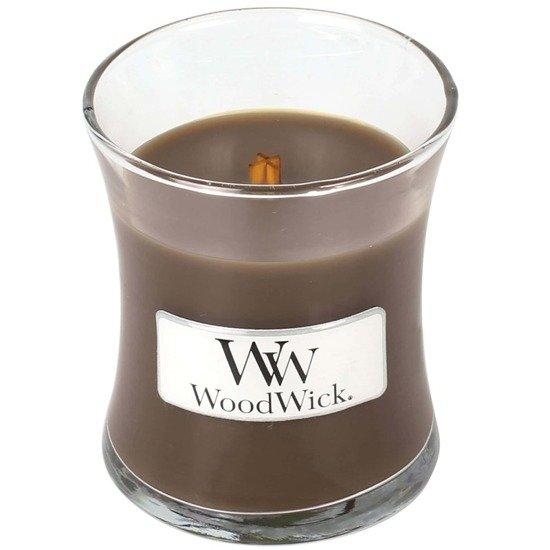 WoodWick Core Small Candle świeca zapachowa sojowa w szkle ~ 40 h - Oudwood